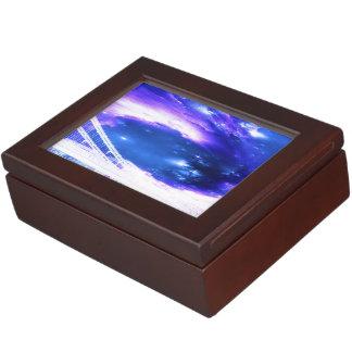 Amethyst Sapphire Budapest Dreams Keepsake Box