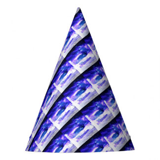 Amethyst Sapphire Budapest Dreams Party Hat