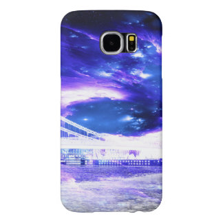 Amethyst Sapphire Budapest Dreams Samsung Galaxy S6 Cases