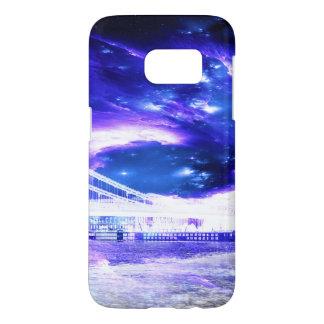 Amethyst Sapphire Budapest Dreams Samsung Galaxy S7 Case