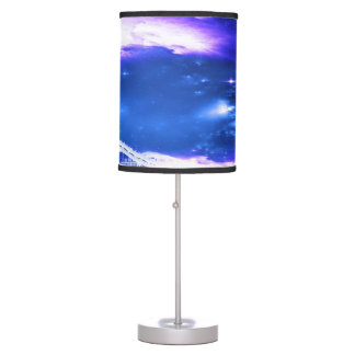 Amethyst Sapphire Budapest Dreams Table Lamp