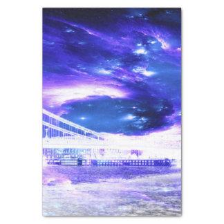 Amethyst Sapphire Budapest Dreams Tissue Paper