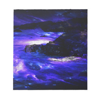 Amethyst Sapphire Indian Dreams Notepad