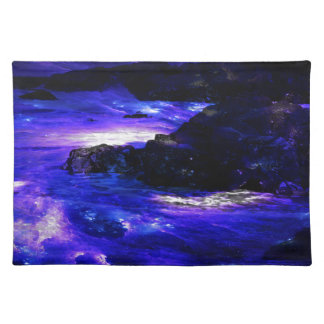 Amethyst Sapphire Indian Dreams Placemat