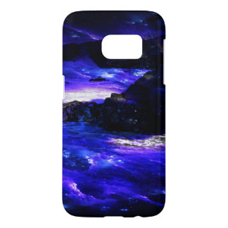 Amethyst Sapphire Indian Dreams Samsung Galaxy S7 Case