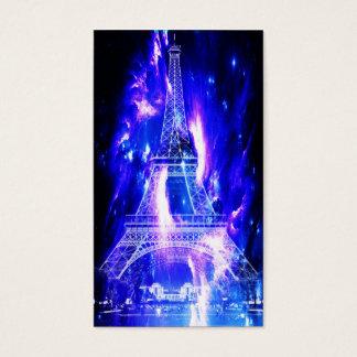 Amethyst Sapphire Paris Dreams Business Card
