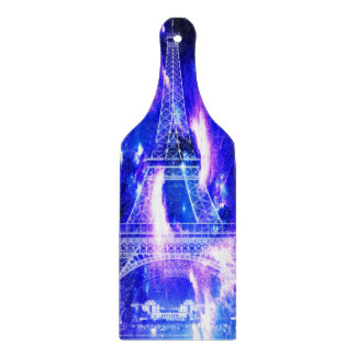 Amethyst Sapphire Paris Dreams Cutting Board