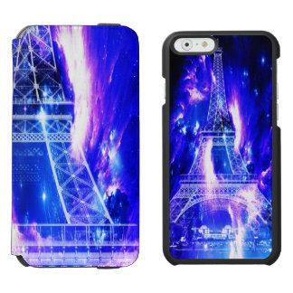 Amethyst Sapphire Paris Dreams Incipio Watson™ iPhone 6 Wallet Case