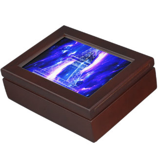 Amethyst Sapphire Paris Dreams Keepsake Boxes
