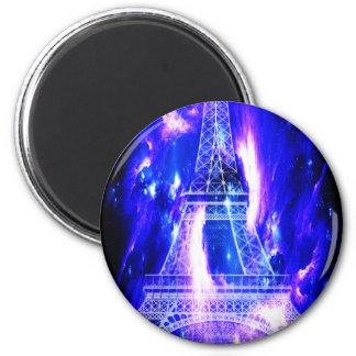 Amethyst Sapphire Paris Dreams Magnet