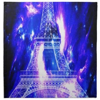 Amethyst Sapphire Paris Dreams Napkin