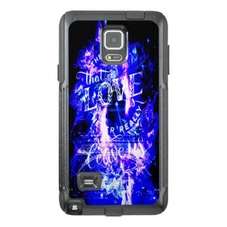 Amethyst Sapphire Paris Dreams Ones that Love OtterBox Samsung Note 4 Case