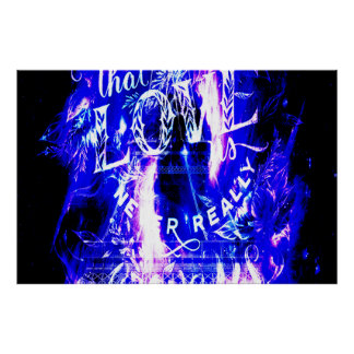 Amethyst Sapphire Paris Dreams Ones that Love Poster