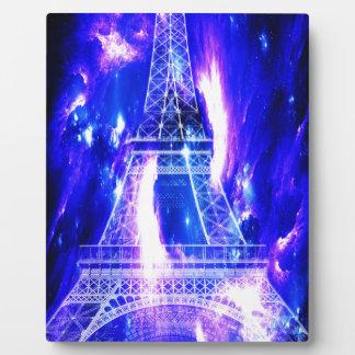 Amethyst Sapphire Paris Dreams Plaque