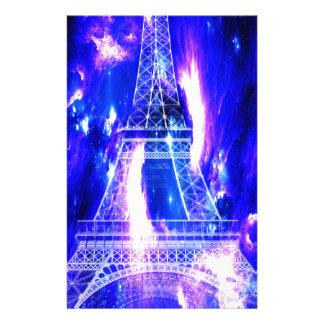 Amethyst Sapphire Paris Dreams Stationery