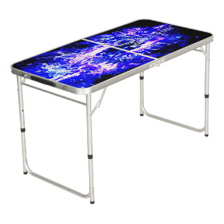 Amethyst Sapphire Paris Dreams the Ones that Love Beer Pong Table