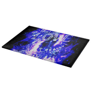 Amethyst Sapphire Paris Dreams the Ones that Love Cutting Board