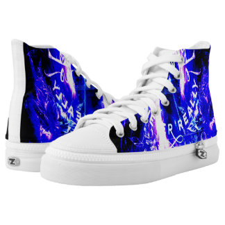Amethyst Sapphire Paris Dreams the Ones that Love High Tops