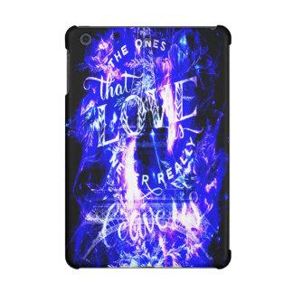 Amethyst Sapphire Paris Dreams the Ones that Love iPad Mini Case