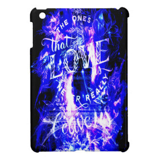 Amethyst Sapphire Paris Dreams the Ones that Love iPad Mini Cover