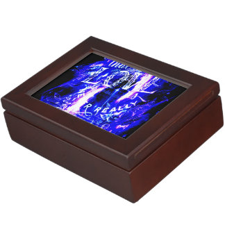 Amethyst Sapphire Paris Dreams the Ones that Love Keepsake Box