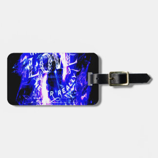 Amethyst Sapphire Paris Dreams the Ones that Love Luggage Tag