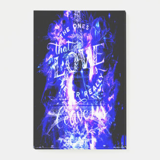 Amethyst Sapphire Paris Dreams the Ones that Love Post-it Notes