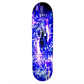Amethyst Sapphire Paris Dreams the Ones that Love Skateboard Deck