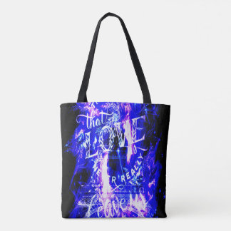 Amethyst Sapphire Paris Dreams the Ones that Love Tote Bag