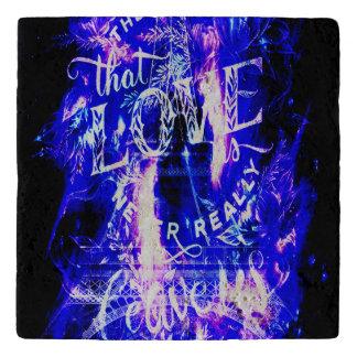Amethyst Sapphire Paris Dreams the Ones that Love Trivet
