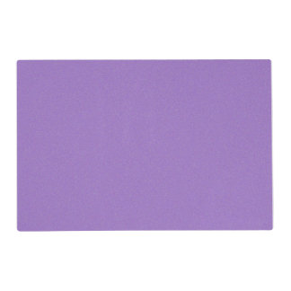 Amethyst Star Dust Laminated Placemat