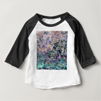 amethyst stone texture baby T-Shirt