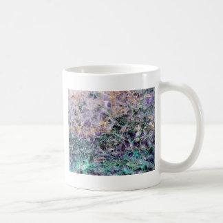 amethyst stone texture coffee mug