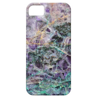 amethyst stone texture iPhone 5 cover