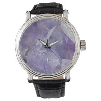 Amethyst Watch