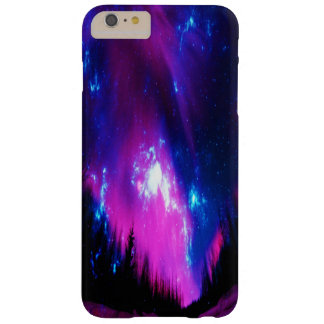 Amethyst Winter Sky Barely There iPhone 6 Plus Case