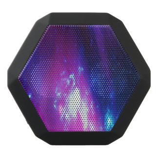 Amethyst Winter Sky Black Bluetooth Speaker