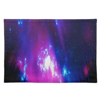 Amethyst Winter Sky Placemats