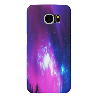 Amethyst Winter Sky Samsung Galaxy S6 Cases