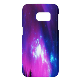 Amethyst Winter Sky Samsung Galaxy S7 Case