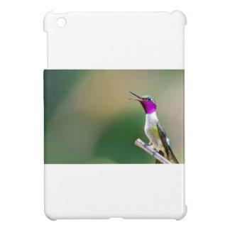 Amethyst Woodstar Hummingbird Case For The iPad Mini