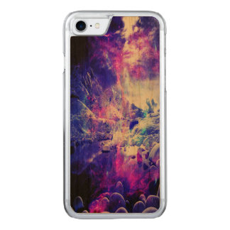 Amethyst Yule Night Dreams Carved iPhone 8/7 Case