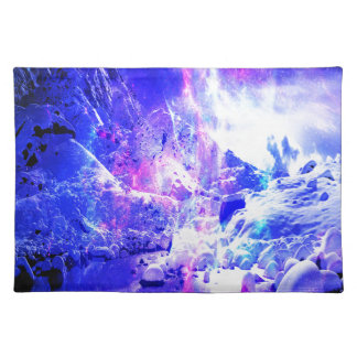 Amethyst Yule Night Dreams Placemats