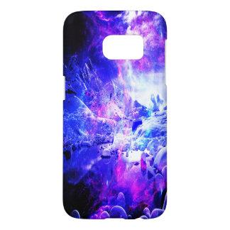 Amethyst Yule Night Dreams Samsung Galaxy S7 Case