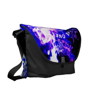 Amethyst Yule Night Dreams The Ones that Love Us Commuter Bag