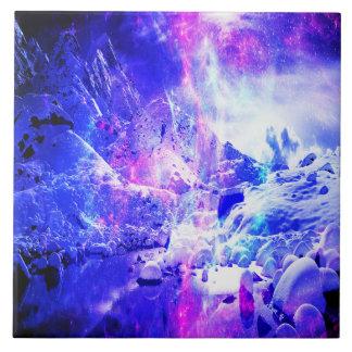 Amethyst Yule Night Dreams Tiles