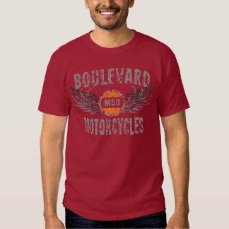 amgrfx - Boulevard M50 T Shirt