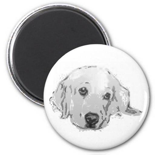 Ami de chien magnets pour réfrigérateur