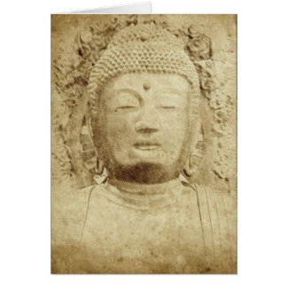 Amida Buddha Greeting Card
