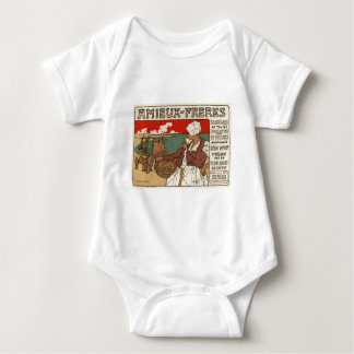 Amieux Freres Baby Bodysuit